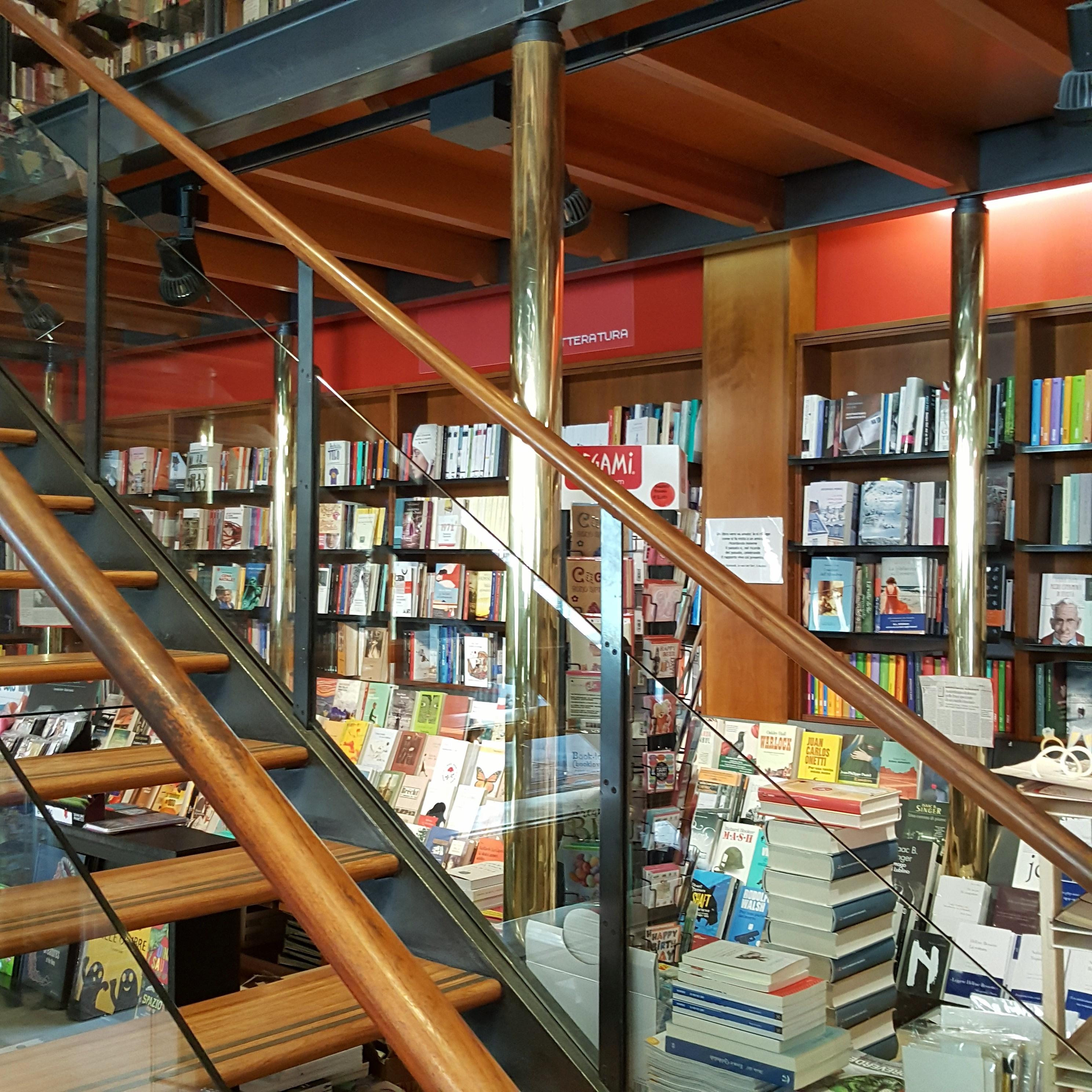 Księgarnia w Bolonii