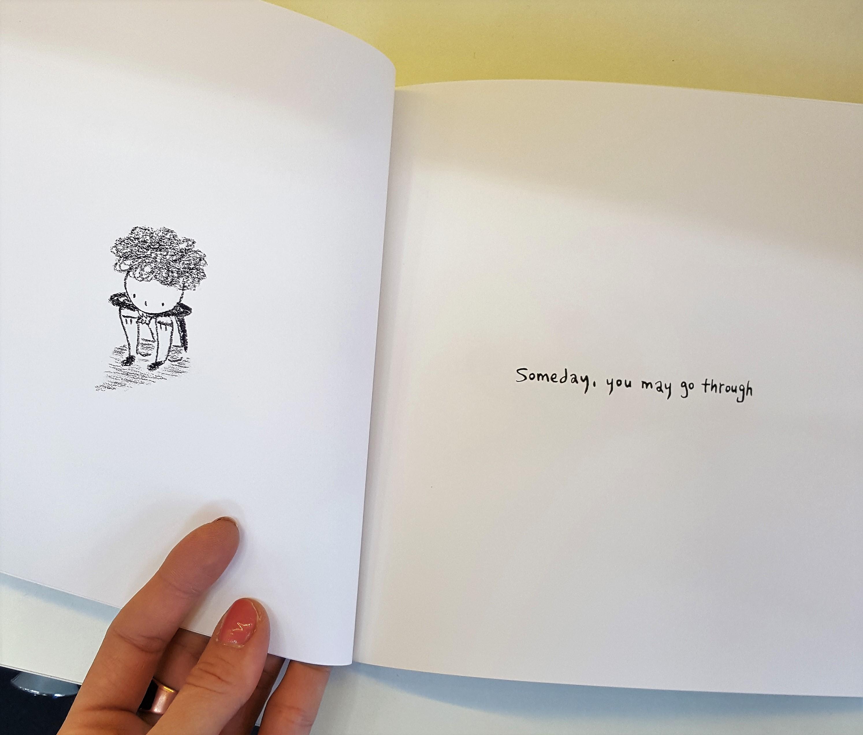 Minimalizm w książce dla dzieci