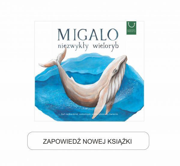 Migalo niezwykły wieloryb
